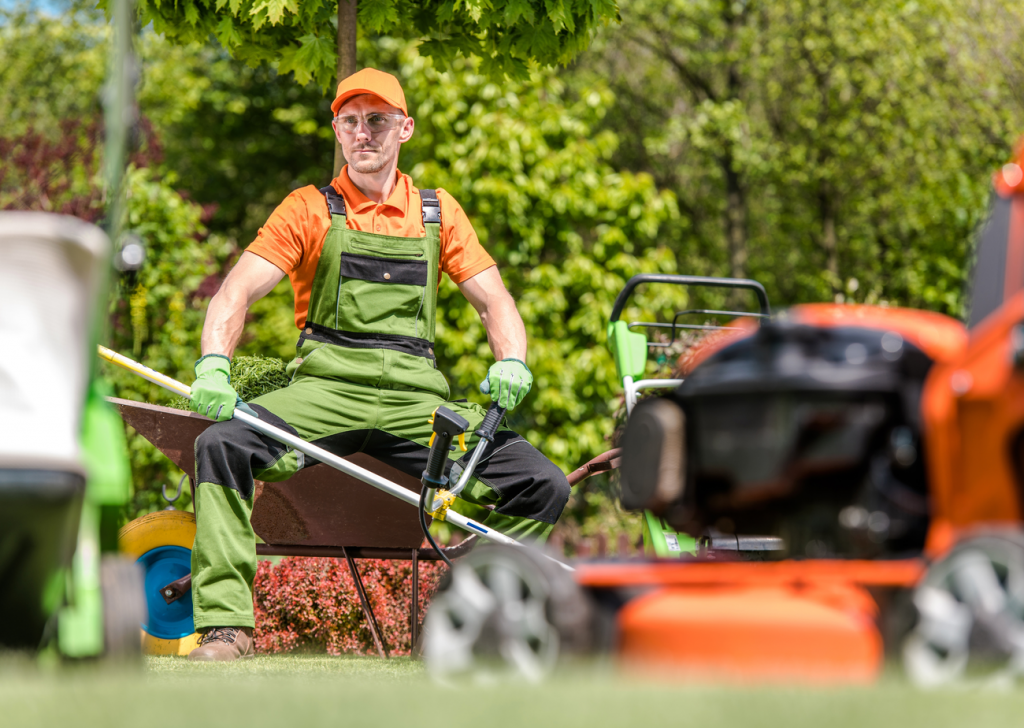 Commercial & Residential Lawn Care Maintenance services in edmonton, st albert, and area. Weekly, Bi-weekly, monthly lawn cutting, trimming, spring cleanups, fall cleanups, deep core aeration, power raking services